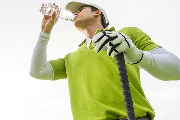 Nos conseils en hydratation pour la pratique du golf