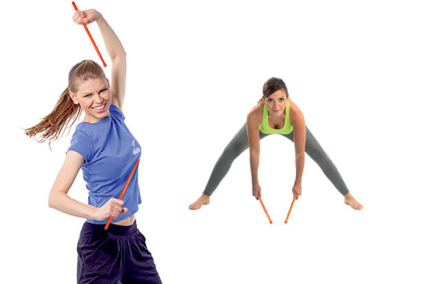 Le Fit'Stick: l'art de bouger en rythme!