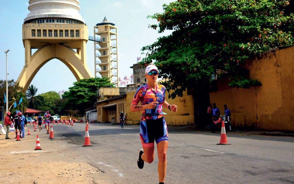 Half Ironman de Colombo au Sri-Lanka
