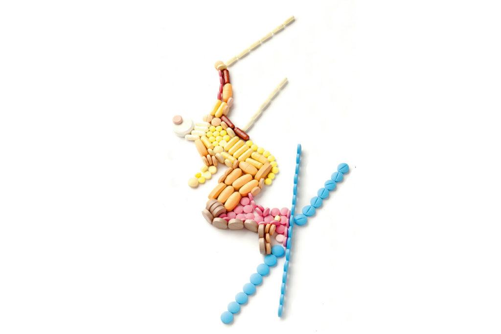 Les disciplines du ski dans les pathologies de longue durée