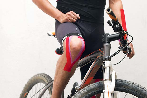 Les pathologies spécifiques du cycliste