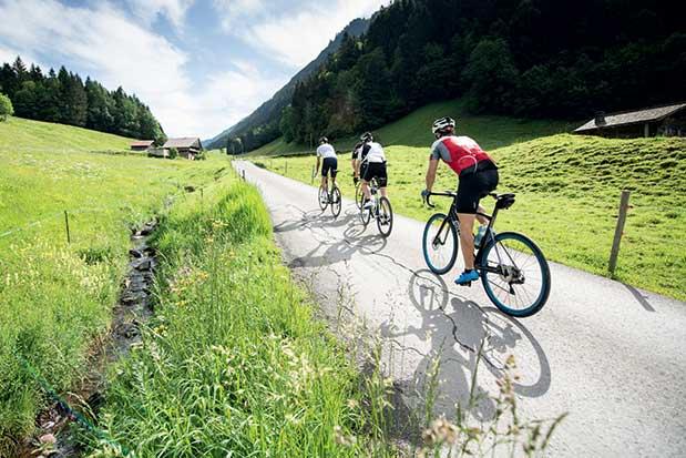 Les Portes du Soleil s'ouvrent aux cyclistes