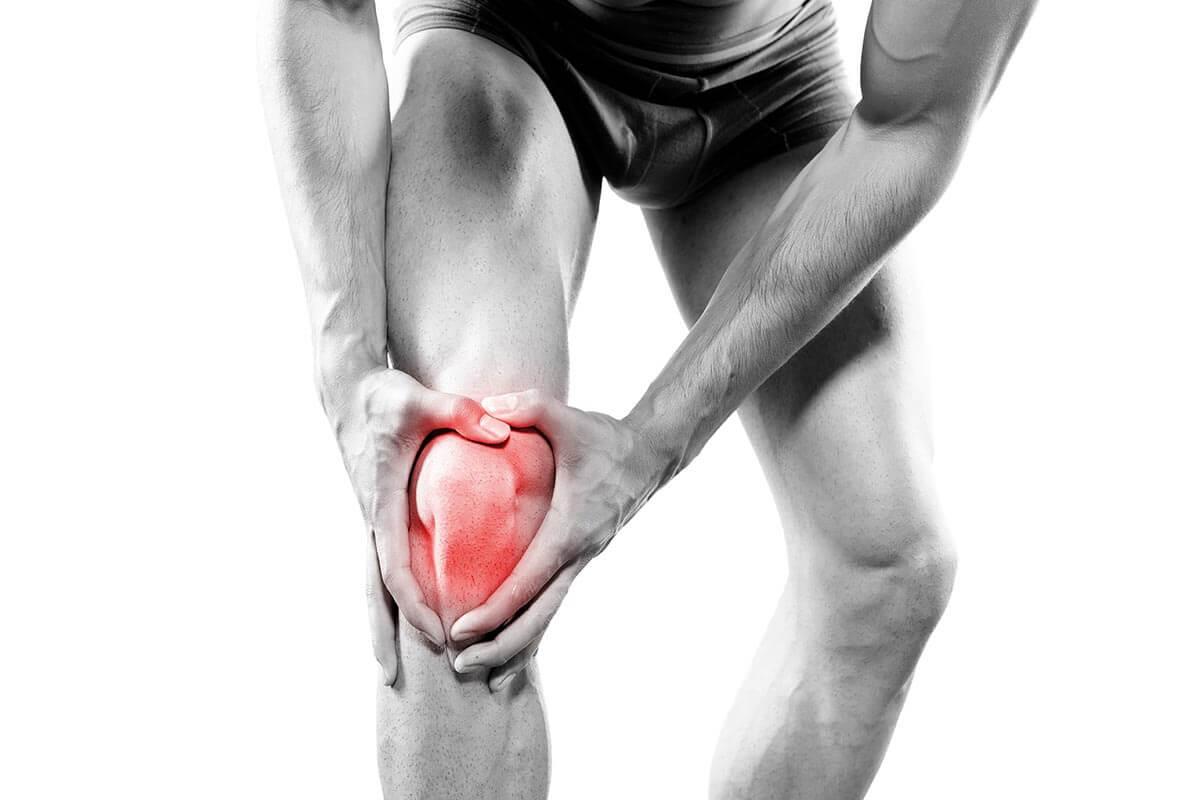 Que faire quand on a mal aux genoux en descente?
