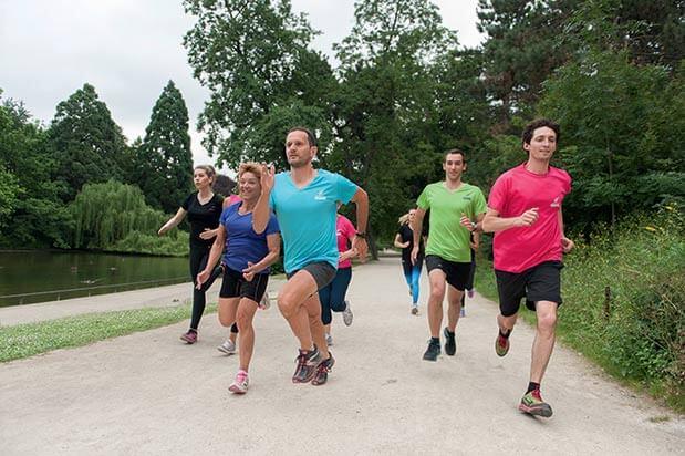 """Mieux courir avec les programmes """"Sport Santé"""""""