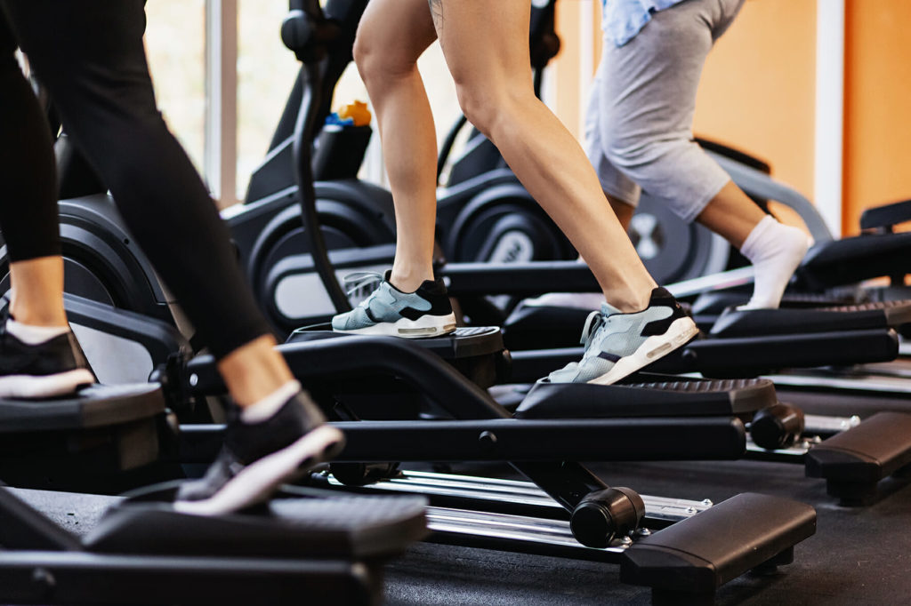 Randonnée: le renforcement musculaire en salle