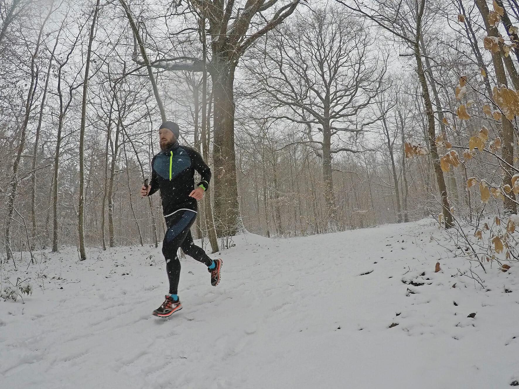 La SaintéLyon: entraînement pour une course à part