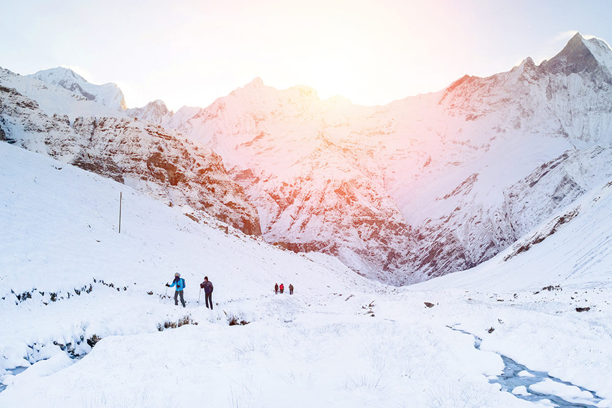 Randonnée, trek: la tentation de l'altitude...