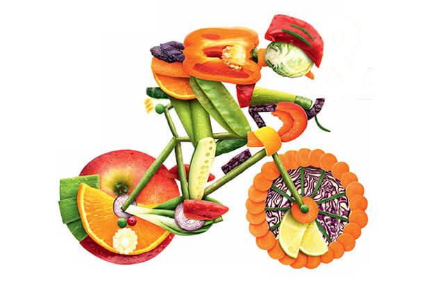 L'alimentation de la femme cycliste et ses spécificités