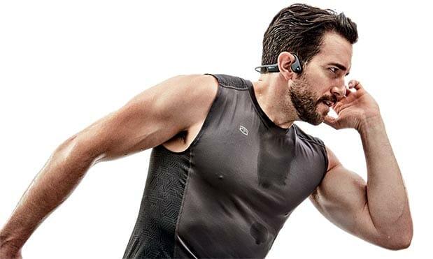 Sport: la conduction osseuse pour écouter votre musique