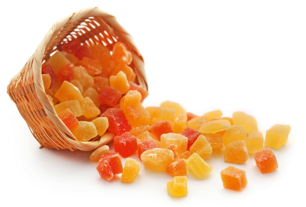 Des fruits secs pour tous les sportifs!