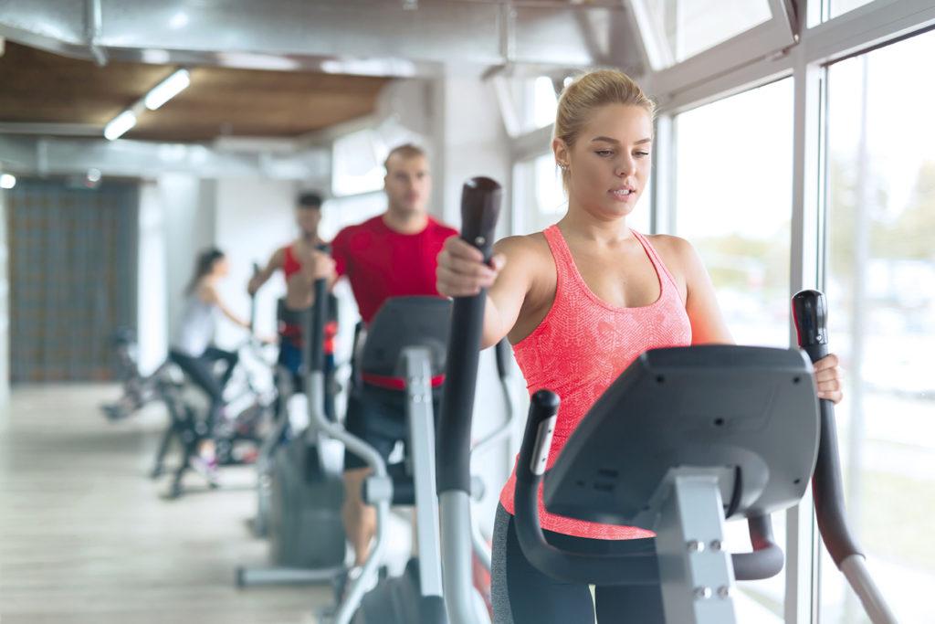 L'elliptique: bon pour le running