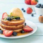Recette de pancakes saveur chocolat ou vanille