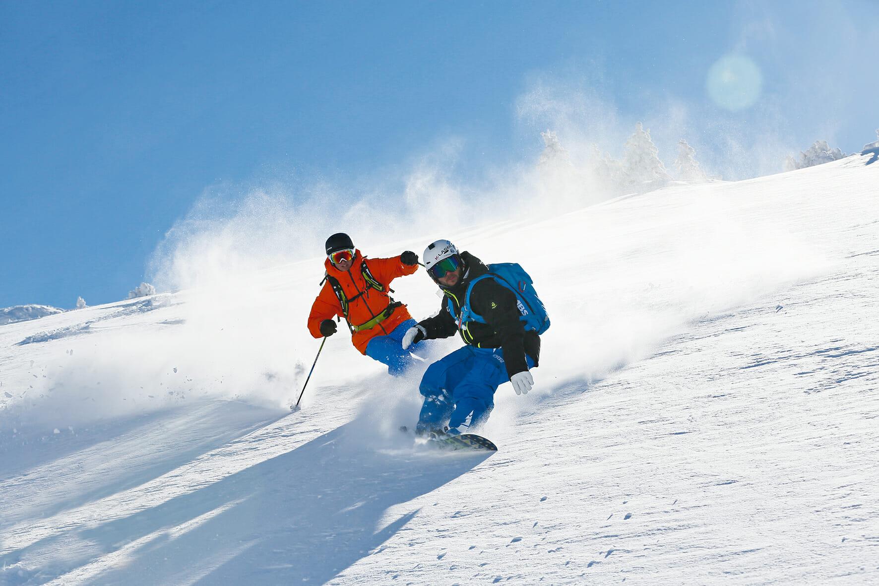 La salle de sport idéale pour se préparer au ski