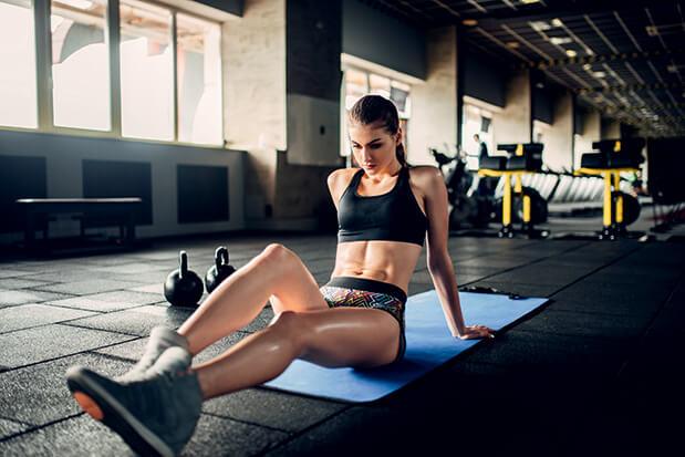 La salle de sport pour le renforcement musculaire du coureur