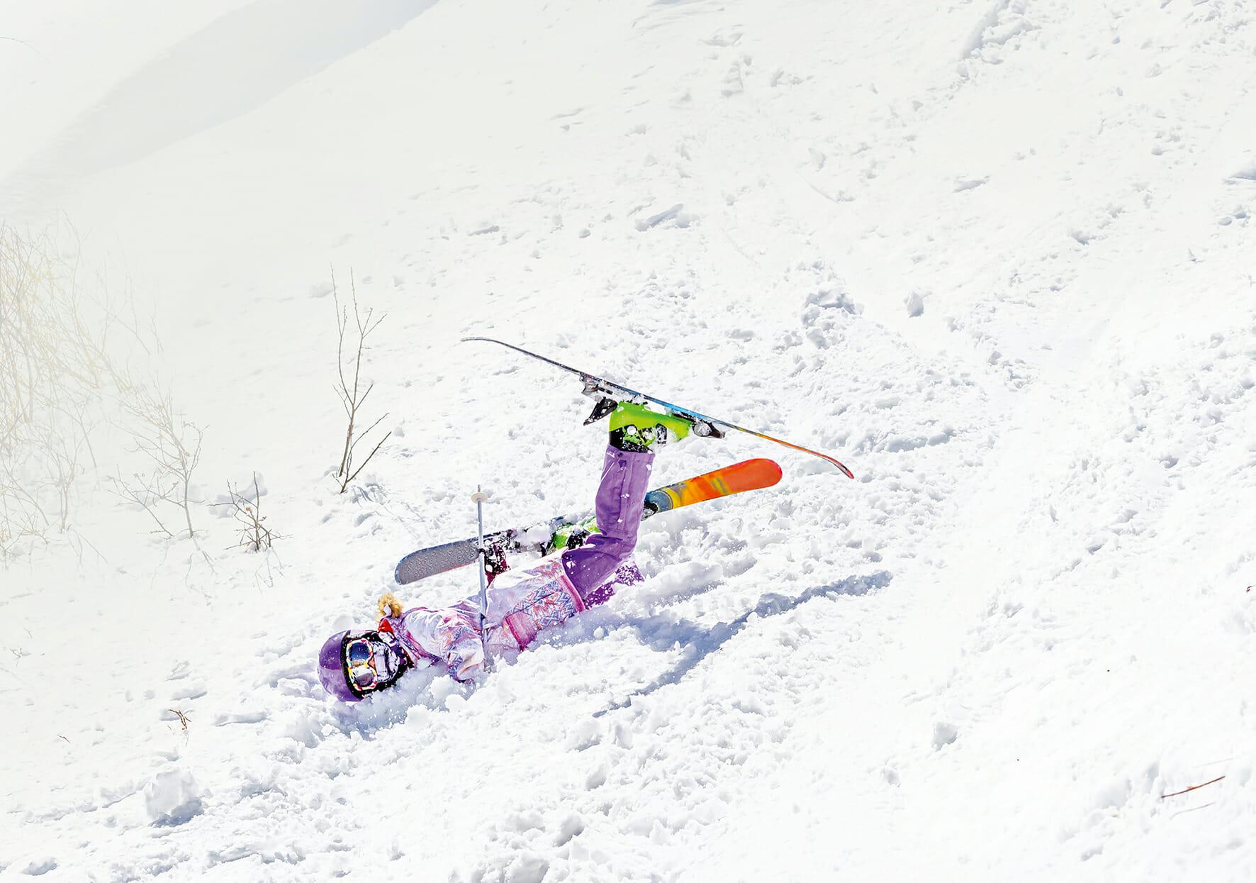 Ski et commotion cérébrale