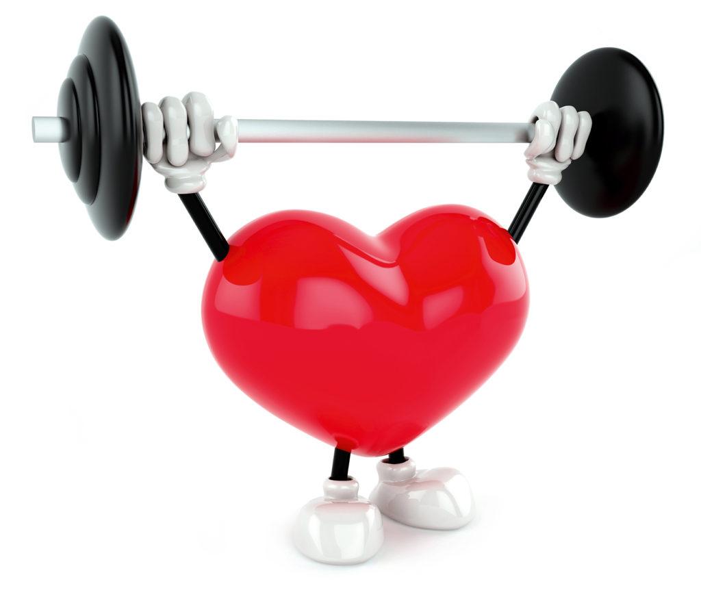 Le sport bon pour le cœur