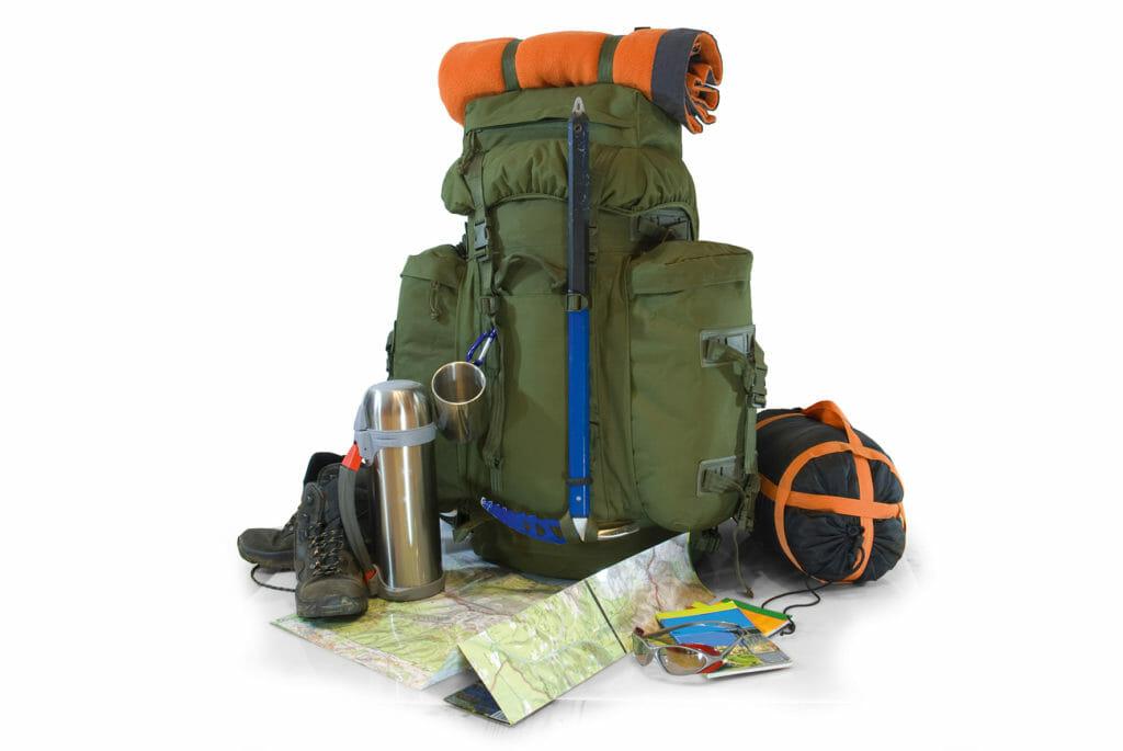 Comment régler son sac de randonnée en itinérance?