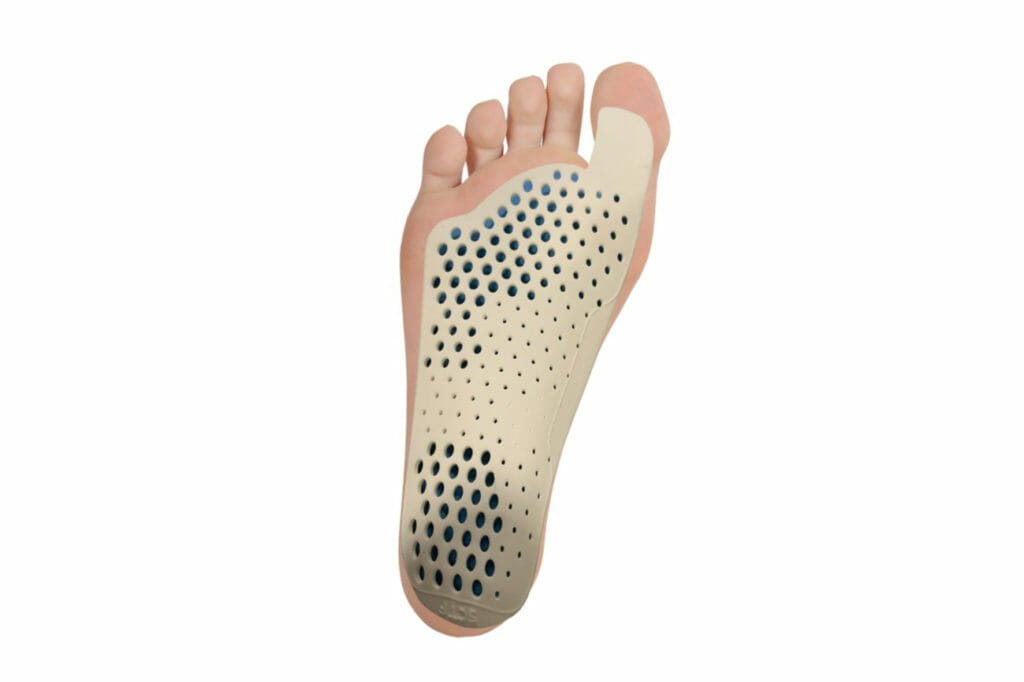 Intérêt des prothèses plantaires- pour les golfeurs