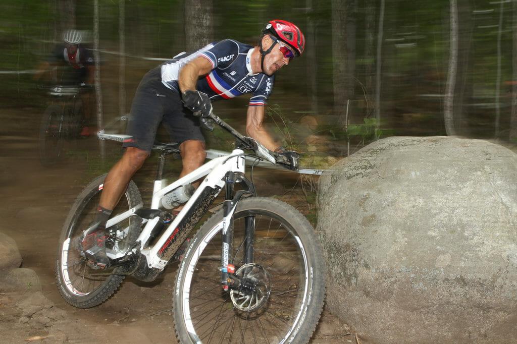 Julien Absalon, de coureur à manager