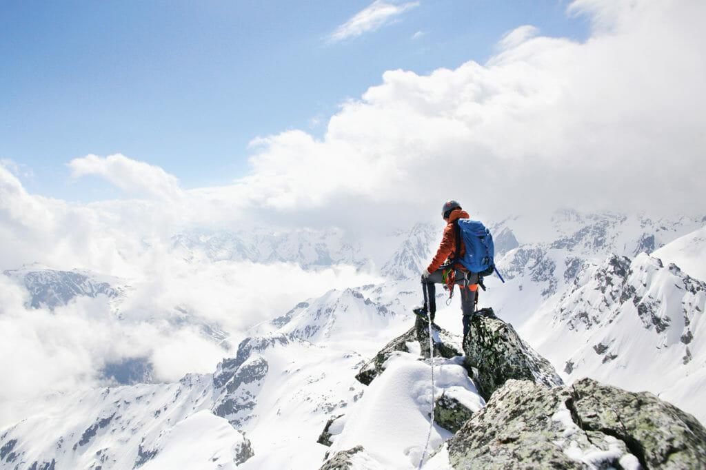 La randonnée d'altitude pour tutoyer les sommets