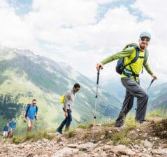 Pour quel type de randonnée êtes-vous fait?