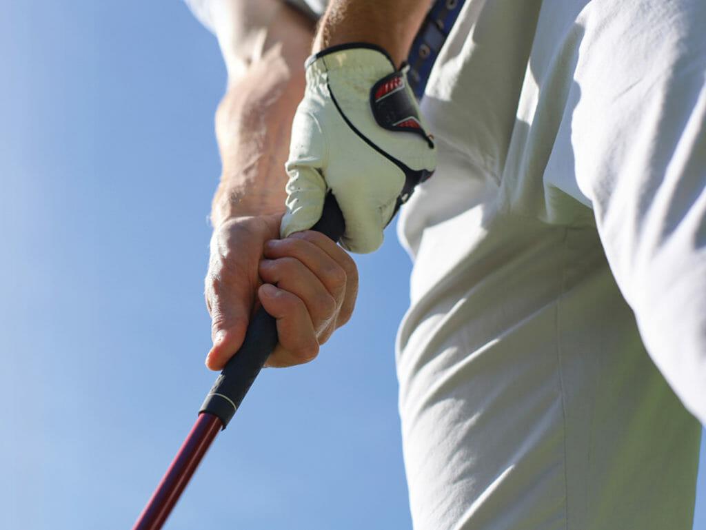 Les Yips du golfeur