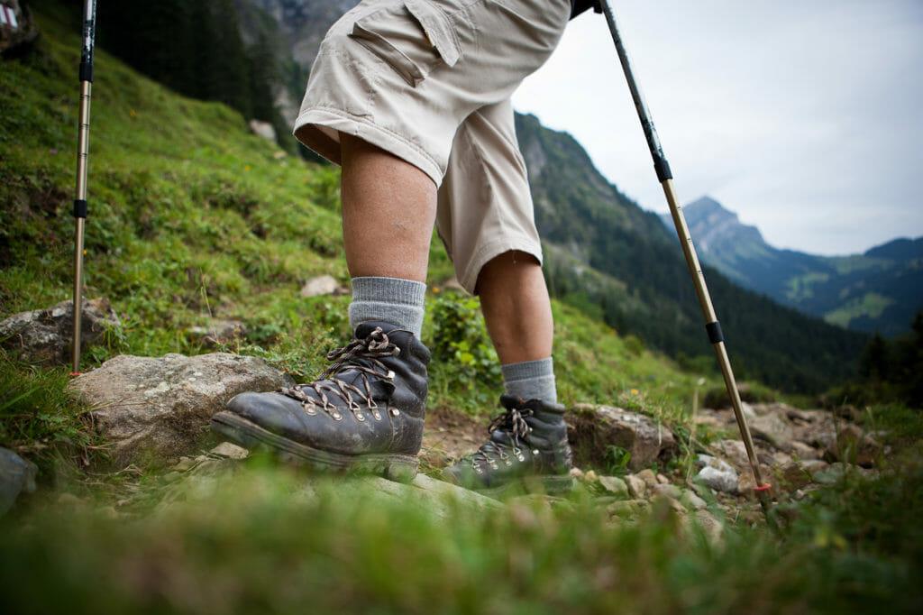 Arthrose et randonnée c'est possible et bon pour vos cartilages!