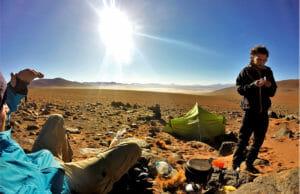 VOYAGE: une aventure sud-américaine