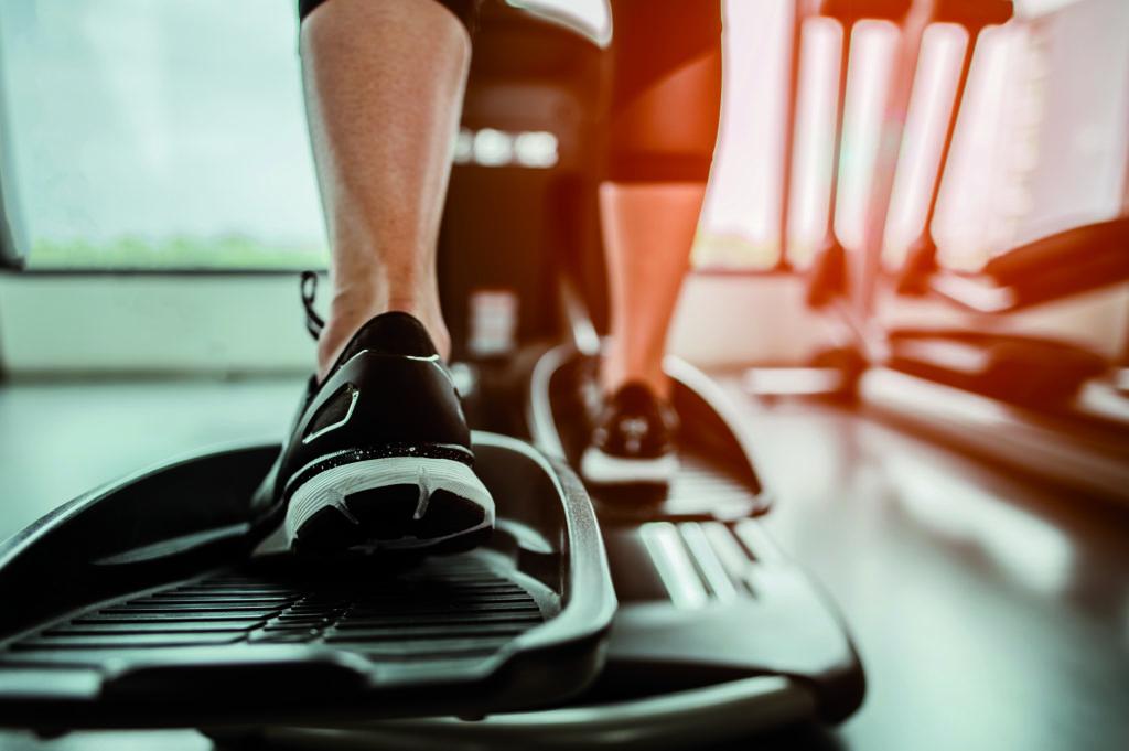L'elliptique fait le lien entre vélo et course