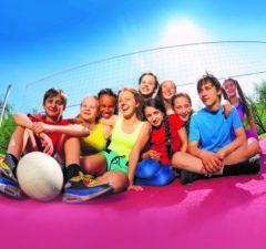 Le sport, bon pour le moral de nos enfants